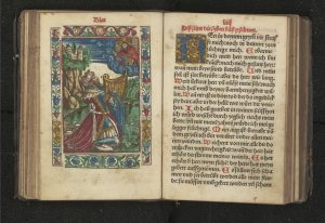 Hortulus Animae, Gebetbuch von 1513 (Foto: Stadtarchiv Ulm)